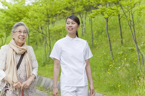 介護士(介護職員)とは|仕事の内容を紹介