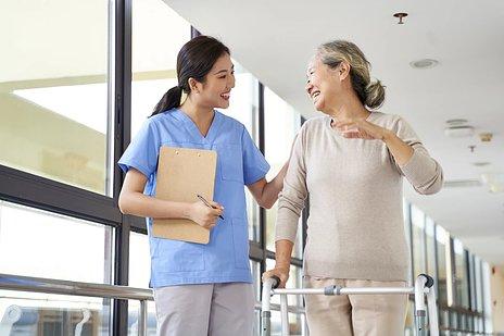 作業療法士とは|介護施設での仕事について紹介