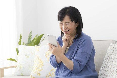 介護のほんねを使ってLINEで老人ホームを探す方法