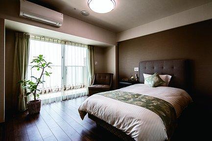 1人部屋の居室