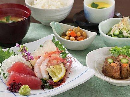 コンシェール徳丸のお食事