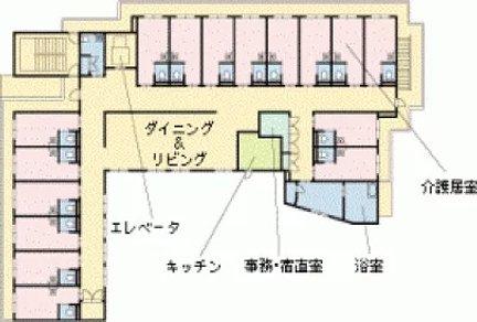 そんぽの家 茨木東奈良