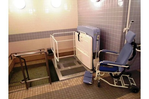 リハビリホームまどか川口本町 1F 浴室