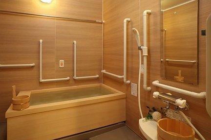 グランダ武蔵関 2F 浴室