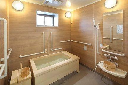 グランダ中村橋弐番館 浴室