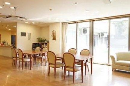まどか立石 1F リビングルーム兼食堂兼機能訓練室