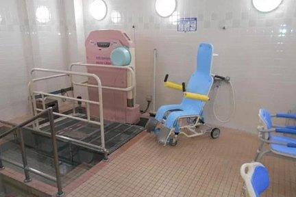まどか立石 1F 浴室