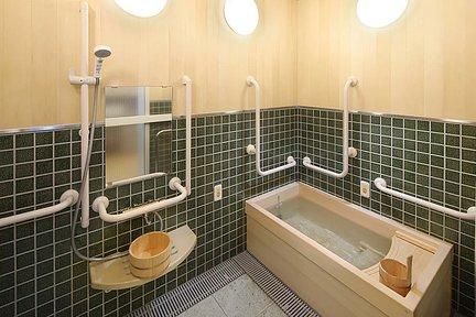 アリア松濤 3階檜風呂