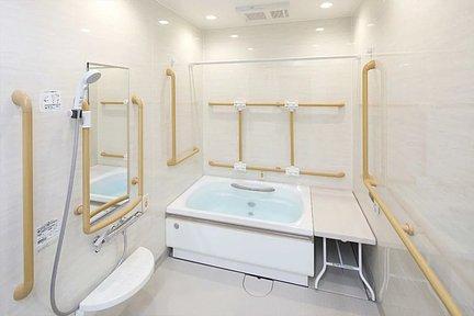 リハビリホームボンセジュール大倉山 3F 浴室