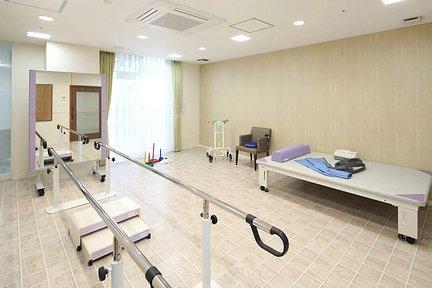 リハビリホームボンセジュール大倉山 1F 機能訓練室