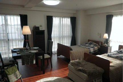 メディカル・リハビリホームボンセジュールはるひ野 Bタイプ居室イメージ