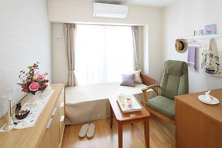 リハビリホームまどか王子神谷 居室イメージ