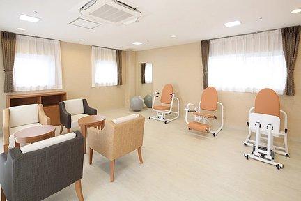 リハビリホームまどか王子神谷 機能訓練室