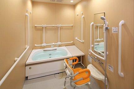 リハビリホームまどか王子神谷 個人浴室