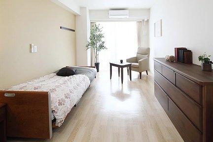 グランダ上杉雨宮弐番館 A1タイプ居室イメージ