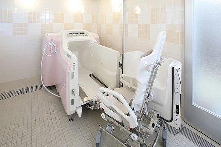 グランダ上杉雨宮弐番館 機械浴室