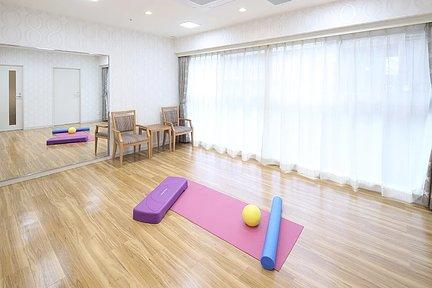 グランダ上杉雨宮弐番館 機能訓練室