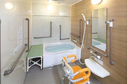 ここち本八幡 1F 個人浴室