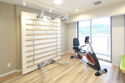 リハビリホームグランダ新百合ヶ丘 4F ダイニングルーム兼機能訓練室