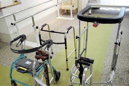 リハビリホームボンセジュール茅ヶ崎 機能訓練スペース