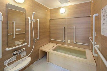 グランダ南麻布 5F 浴室