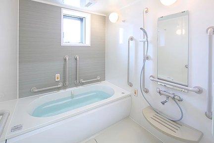 まどか川口芝 3F 浴室