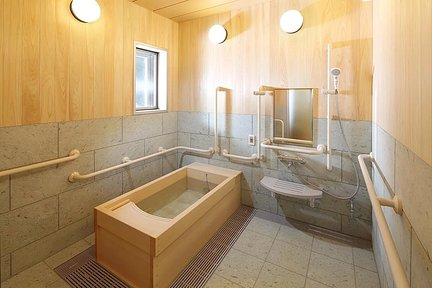 アリア六本木 5F 浴室