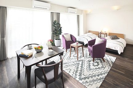 メディカルホームグランダ高宮 B1タイプ居室イメージ