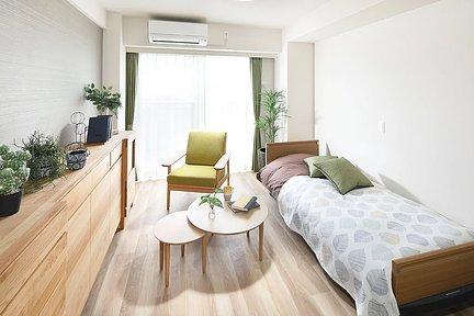 メディカルホームグランダ高宮 A2タイプ居室イメージ