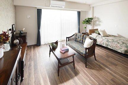 メディカルホームグランダ高宮 A4タイプ居室イメージ