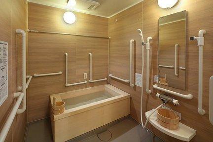 リハビリホームグランダ平和台 3F 浴室