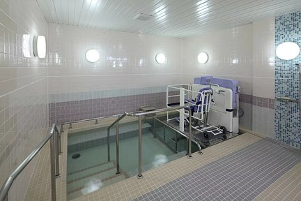 まどか川崎 1F 浴室