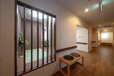 エイジフリーハウス川崎菅生 2階 談話室