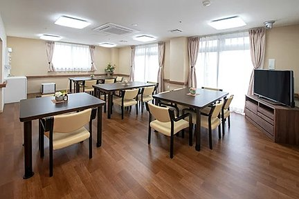 エイジフリーハウス川崎菅生 食堂・談話室 特徴画像