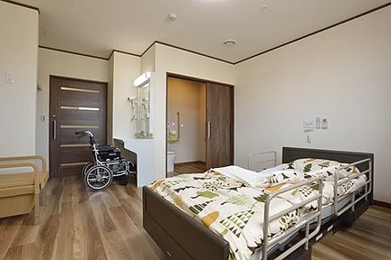 エイジフリーハウス堺浜寺 居室 特徴画像