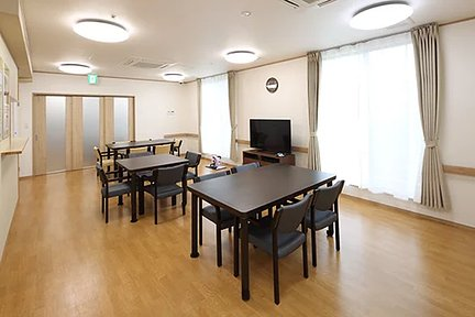 エイジフリーハウス茨木平田台 食堂・談話室