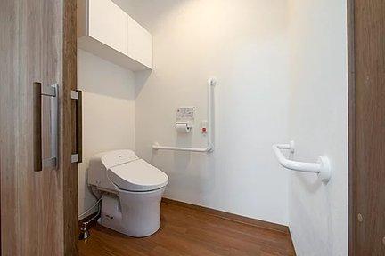 エイジフリーハウス相模原橋本 居室内トイレ