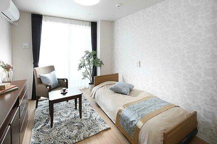 リハビリホームここち行徳 A2タイプ居室イメージ