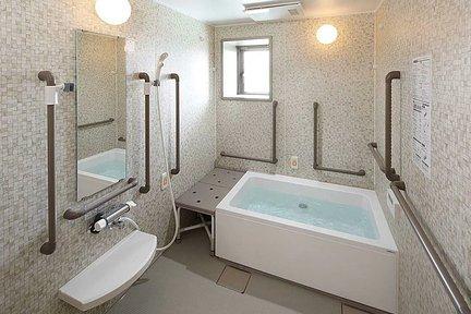 リハビリホームここち行徳 3F 浴室