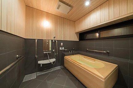 ツクイ・サンシャイン西馬込 ひのき浴室 特徴画像