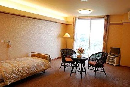 シニアホテル東戸塚イーストウイング タイプ2居室。21㎡でゆったりとしています。 特徴画像