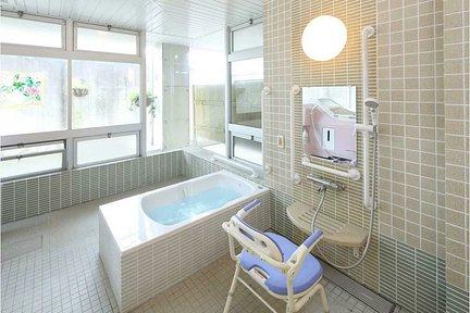 鎌倉山荘 B1F 浴室
