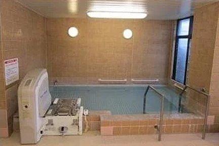 メディカル・リハビリホームくらら磯子 浴室