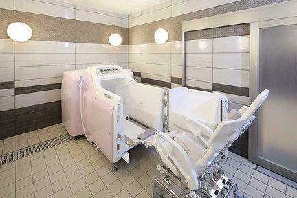 アリア文京本郷 機械浴室