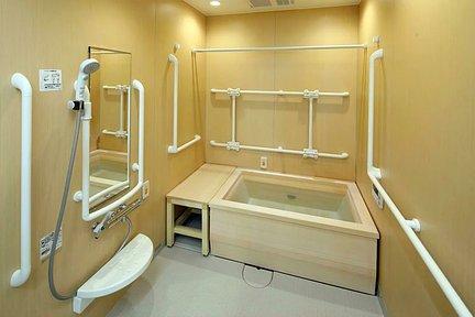 リハビリホームボンセジュール大倉山 4F 檜風呂