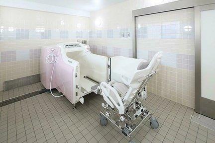 リハビリホームグランダ新百合ヶ丘 2F 浴室