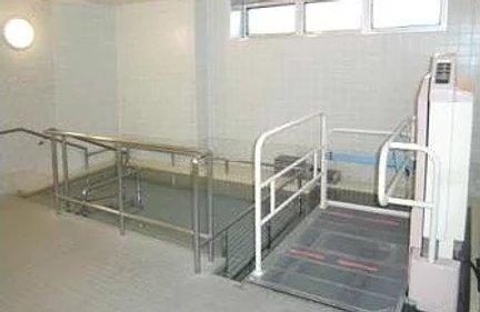 メディカルホームまどか哲学堂 浴室