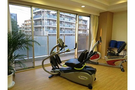 グランダたまプラーザ 2F ダイニングルーム兼機能訓練室