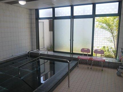 シニアの杜・桐生 大浴場