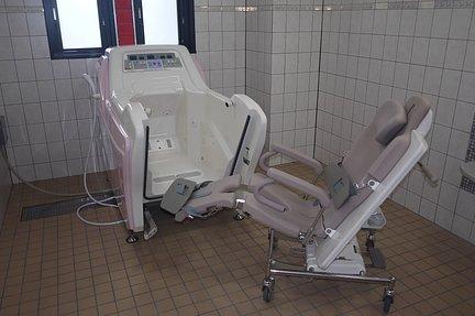 シニアの杜・桐生 機械浴